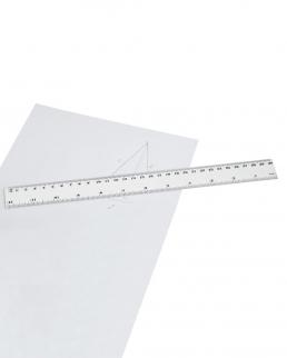 Righello in plastica 30 cm