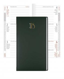 Agenda settimanale tascabile Gommato 8 x 15