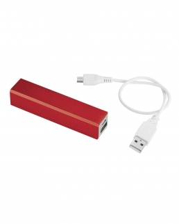 Powerbank in alluminio 2.200 mAh Volt
