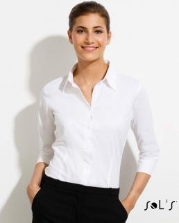 Camicia donna 3/4 Effect