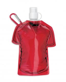 Bottiglia morbida a forma di t-shirt 450 ml