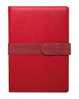 Agenda Chiusura con fibbia e porta carte di credito