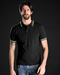 Polo Smith black line