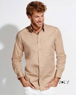 Camicia sportiva in cotone pesante
