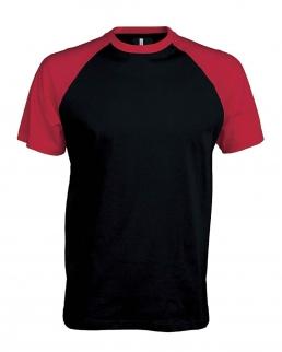 T-shirt Baseball maniche corte