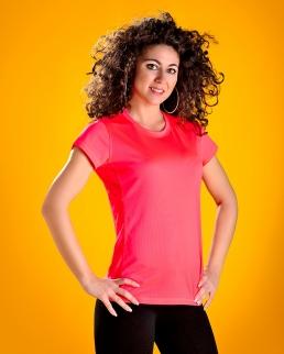 T-shirt donna Circuit