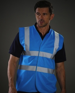 Gilet Hi-Vis 2 Band and Brace classe 2