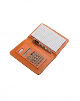 Calcolatrice con blocco notes