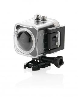 Action camera 360 gradi