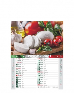Calendario Prodotti Tipici
