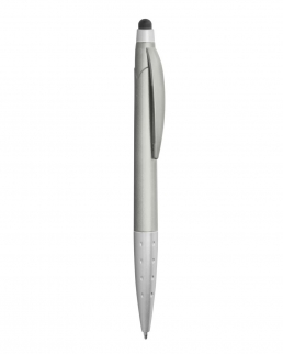 Penna in plastica con gommino Spot