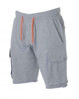 Pantalone corto in felpa leggera Cairo