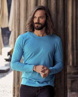 T-shirt Basic-T Maniche lunghe