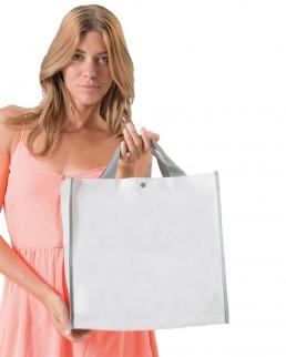 Borsa Shopping con soffietto Polipropilene Ares