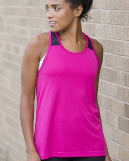 Canotta Girlie Cool Smooth Workout Vest