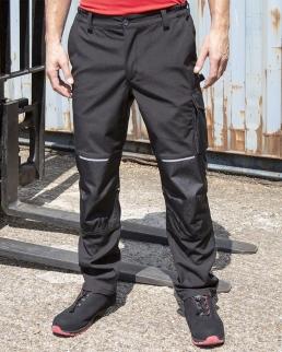 Pantaloni Slim Softshell Work