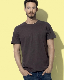 T-shirt uomo con girocollo Classic-T
