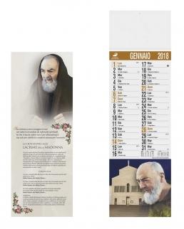 Calendario Silhouette San Pio