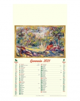 Calendario Artistico