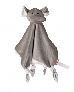 Copertina peluches Elefante