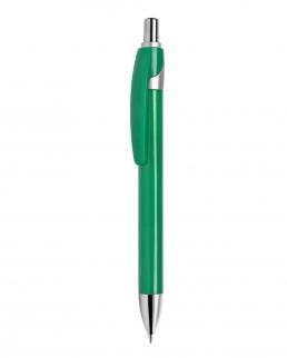 Penna a sfera con clip e meccanismo a scatto Ceed