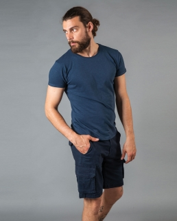Pantalone corto multitasche Mikonos