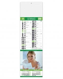 Calendario silhouette Farmacia