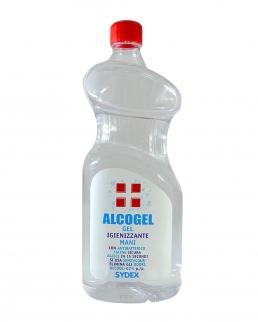 Alcolgel Flacone 1000 ml PET