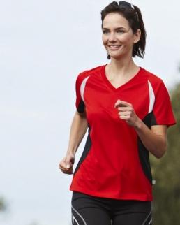 T-shirt running da donna