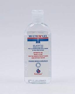 ESO100 GEL GERMO 62% di alcol