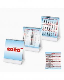 Calendario da tavolo 13 fogli Tall