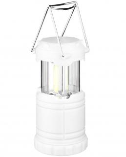 Lanterna Cobalt con luce COB
