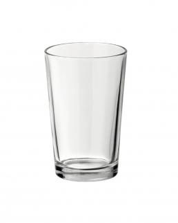 Bicchiere in vetro 220 ml