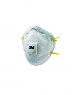 Maschera protettiva 3M 8812 con valvola / ffp1