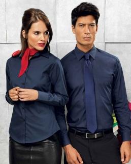 Camicia formale da donna maniche lunghe