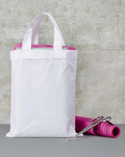 Piccola shopper in cotone Oak