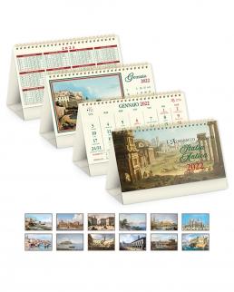 Calendario da tavolo Italia Antica