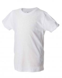 T-shirt bambino girocollo effetto fiammato Perth boy