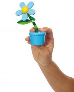 Giocattolo a pulsante FLOWER POWER