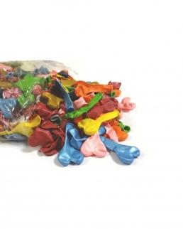Palloncini Cuore 13.5 cm colori Metallizzati
