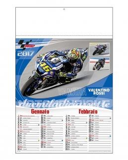 """Calendario bimensile """"MotoGP"""""""