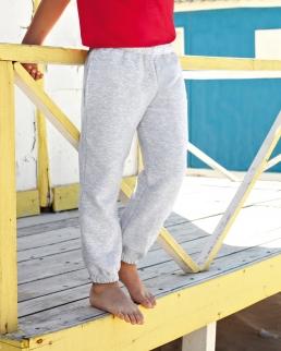 Pantalone tuta con vita e orlo elasticizzato Kids Jog