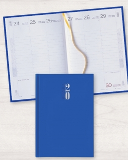 Agenda Settimanalea Gommato 17 x 24