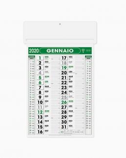 Calendario olandese Passafoglio