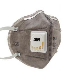 Maschera con filtro 3M di alta qualità