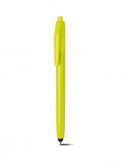 Penna a sfera con touch screen in plastica