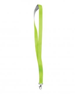 Lanyard bicolore neon