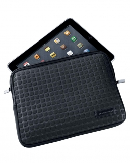 CUSTODIA MORBIDA PER IPAD