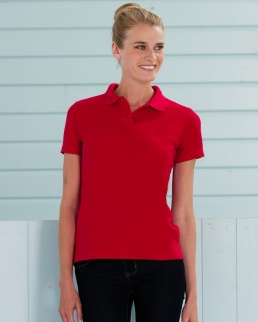 Classica Polo Donna in poly/cotone