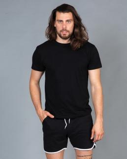 Pantalone corto in felpa leggera Creta man